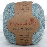 Maccaroni Knit&Shine