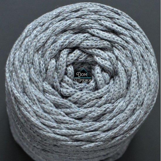 Шнур х/б 3 мм (Серебро) 100м