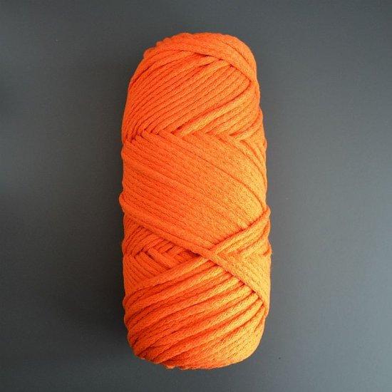 Шнур х/б 5мм (Сухой апельсин) 100м DECO