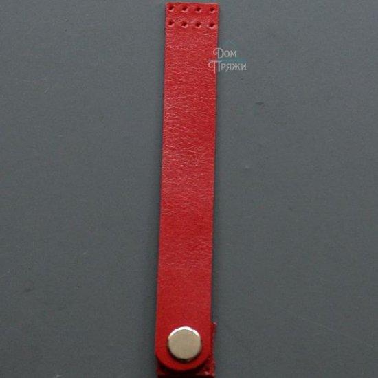 Магнитная кнопка для шопера (Бордо) 14х2см
