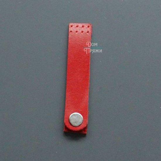 Кнопка для шопера (Бордо) 10х2см