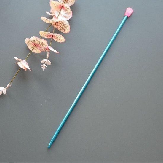 Крючок для тунисского вязания 7.0мм Houseyarn