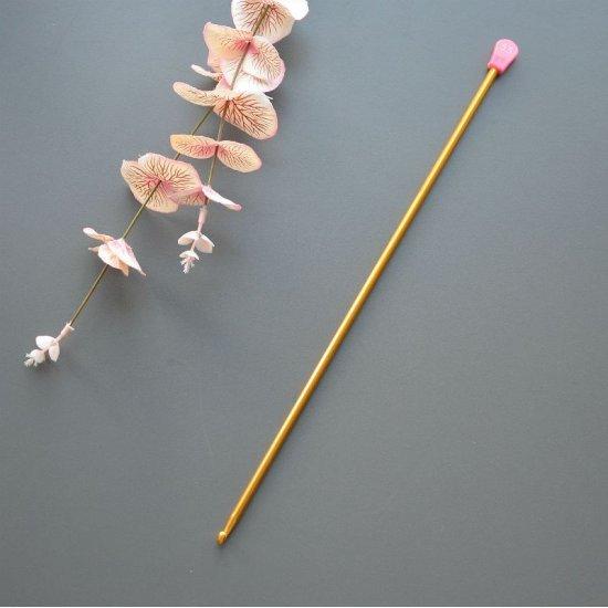 Крючок для тунисского вязания 5,5мм