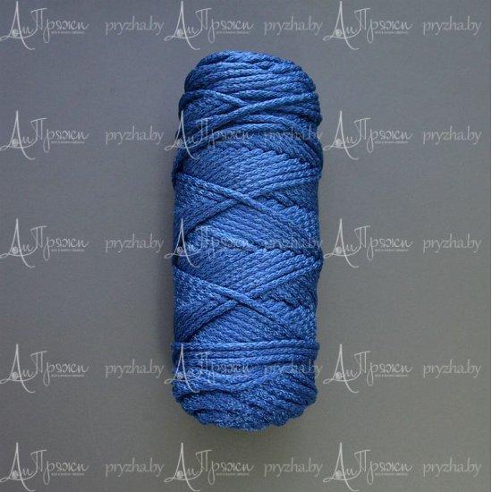 Шнур п/п 4мм (Синий) 100м
