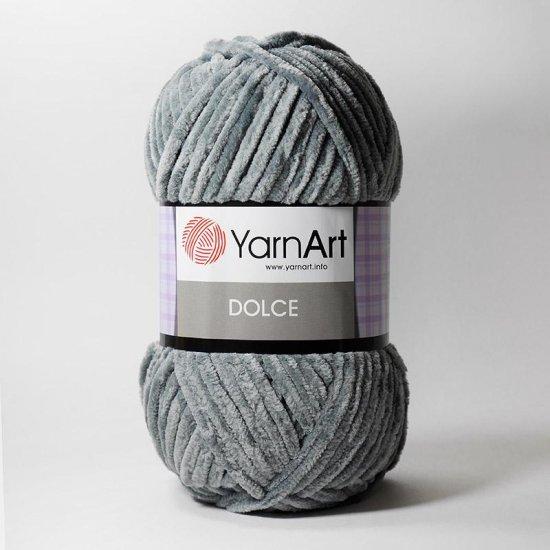 Yarnart Dolce (Серый) 760