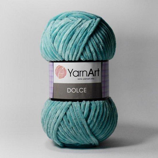 Yarnart Dolce (Пыльная мята) 770