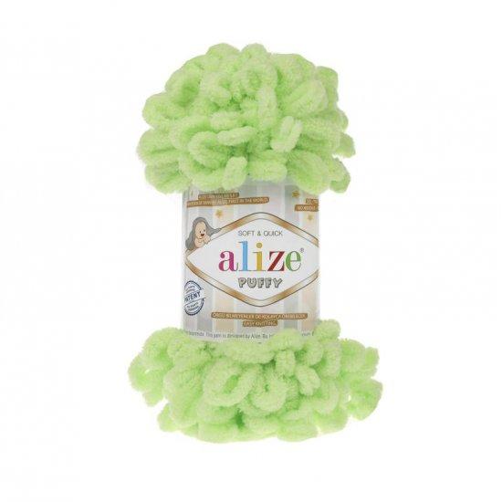Пряжа Alize Puffy (Салатовый) 41 Alize