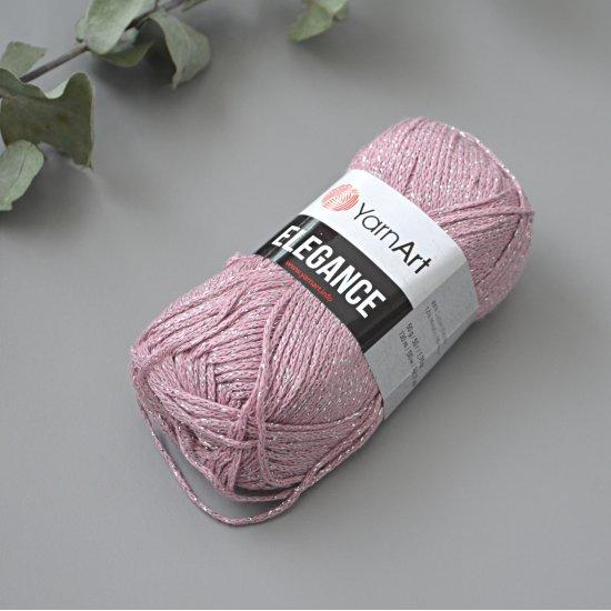 Yarnart Elegance (Пыльная роза) 110 Yarnart