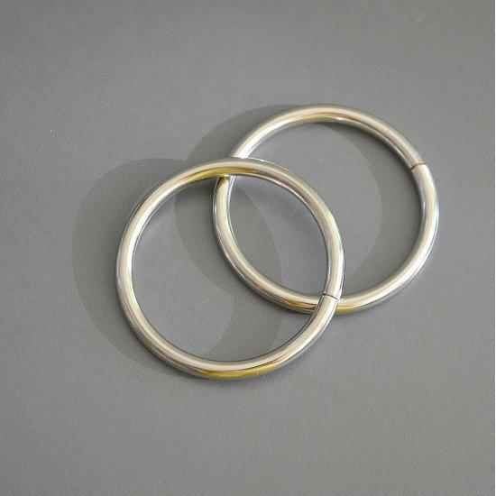 Кольцо для макраме металл. 5см (внутренний) Houseyarn