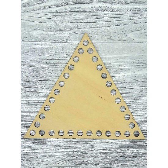 Донышки Треугольник 20см