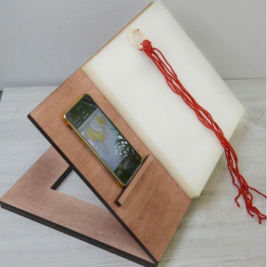 Планшет для Макраме (Красное дерево) 40х28см