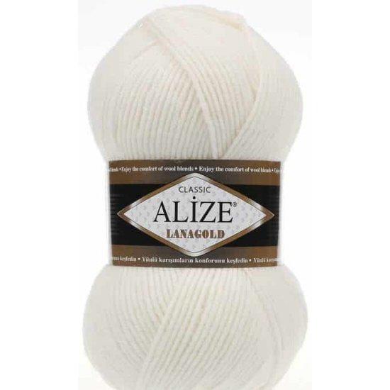 Alize Lana Gold Classik (Жемчужный) 62