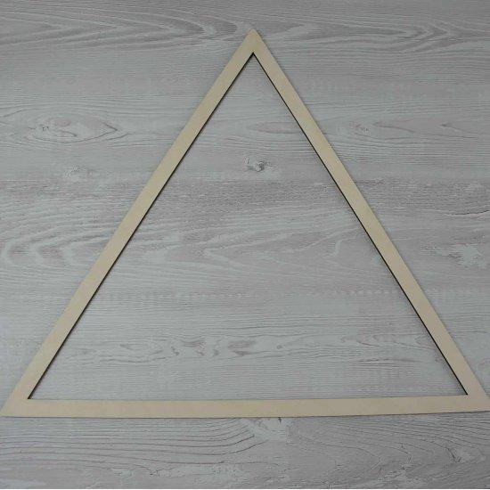 Каркас для ловца снов (Треугольник) 49см