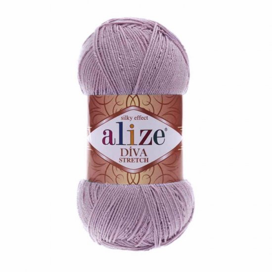 Alize Diva stretch (Лиловый) 505