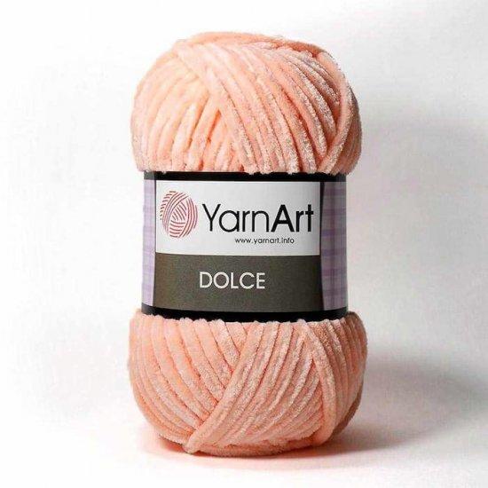 Yarnart Dolce (Фламинго) 764