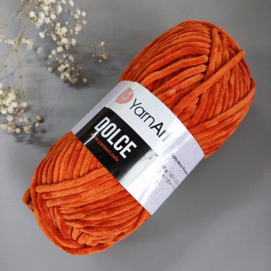 Yarnart Dolce (Оранжевый) 778