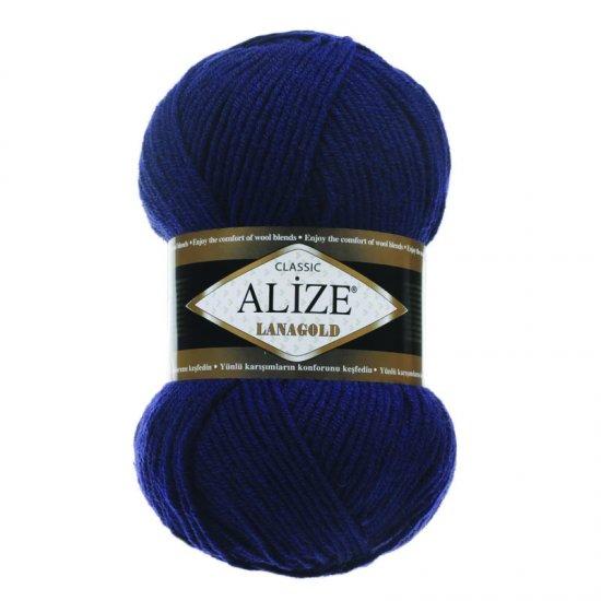 Alize Lana Gold Classik (Темный джинс) 590 Alize