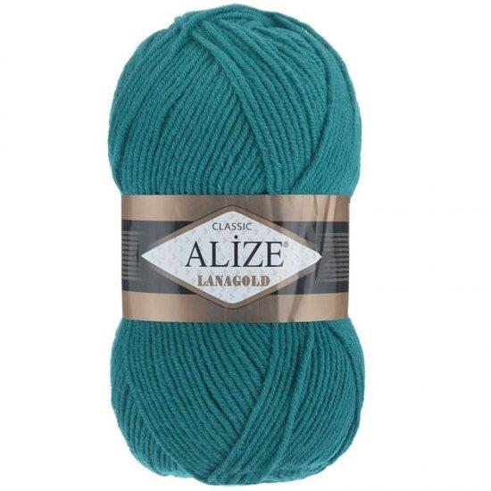 Alize Lana Gold Classik (Изумруд) 640 Alize