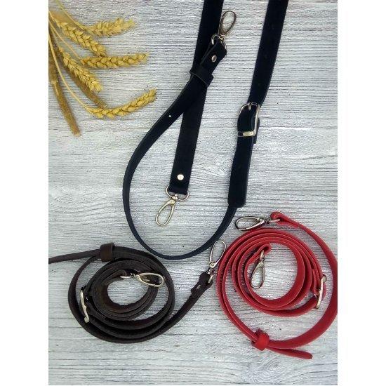 Шлейки для рюкзака регулируемые (Черный) 75см 2шт